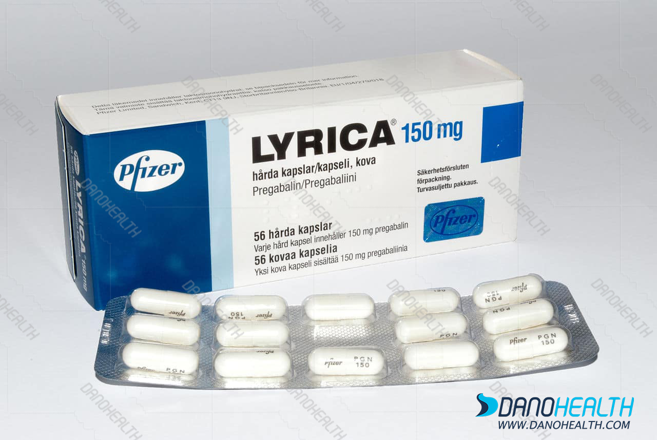 Lyrica in Dano Health