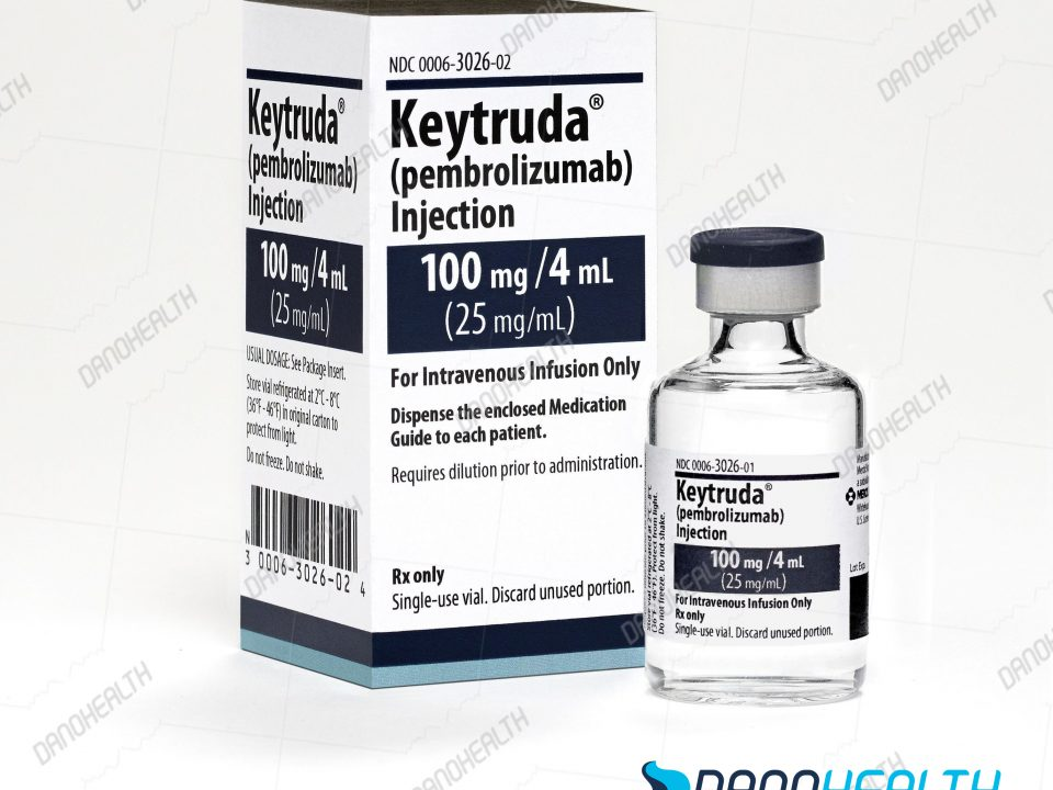 Keytruda in Dano Health