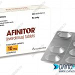 Afinitor in Dano Health view